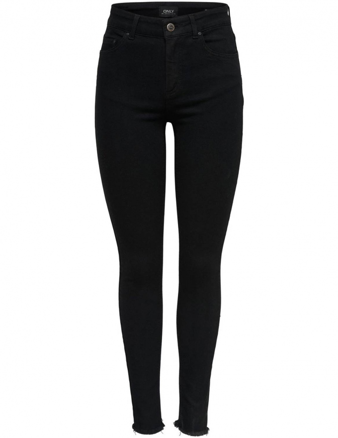 ONLY JEANS BLUSH BLACK