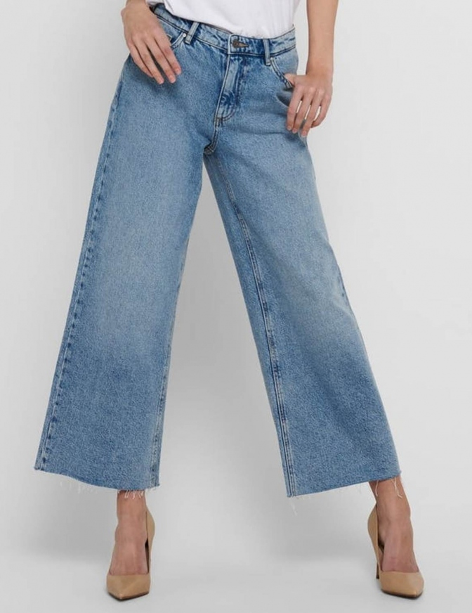 ONLY JEANS  CULOTTE