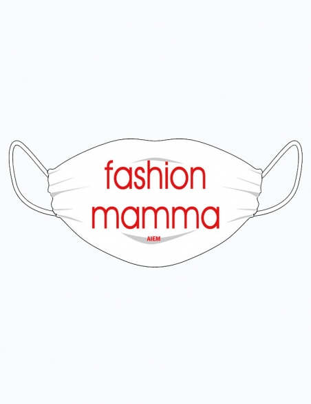 AIEM MASCHERINA FASHION MAMMA