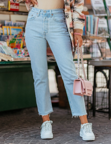 LEVI'S JEANS  501 CROPPED