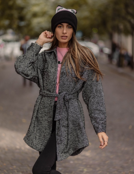 ONLY CAPPOTTO  SPIGATO