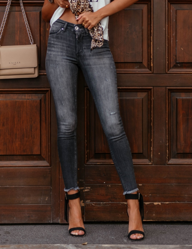 ONLY JEANS  BLUSH SKINNY